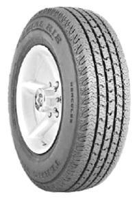 Terra Trac Radial Rib Tires